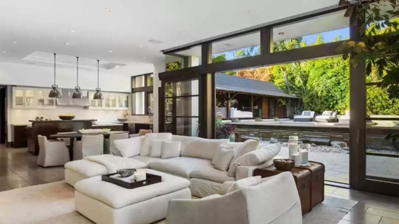 A$4.3m was slashed from the asking price before Damon found a buyer.. Picture: realtor.com