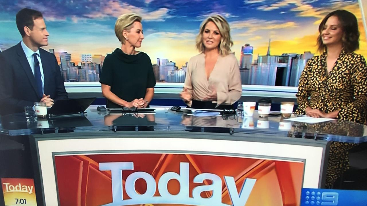 The Today show is in serious trouble, hitting an all-time ratings low last week.