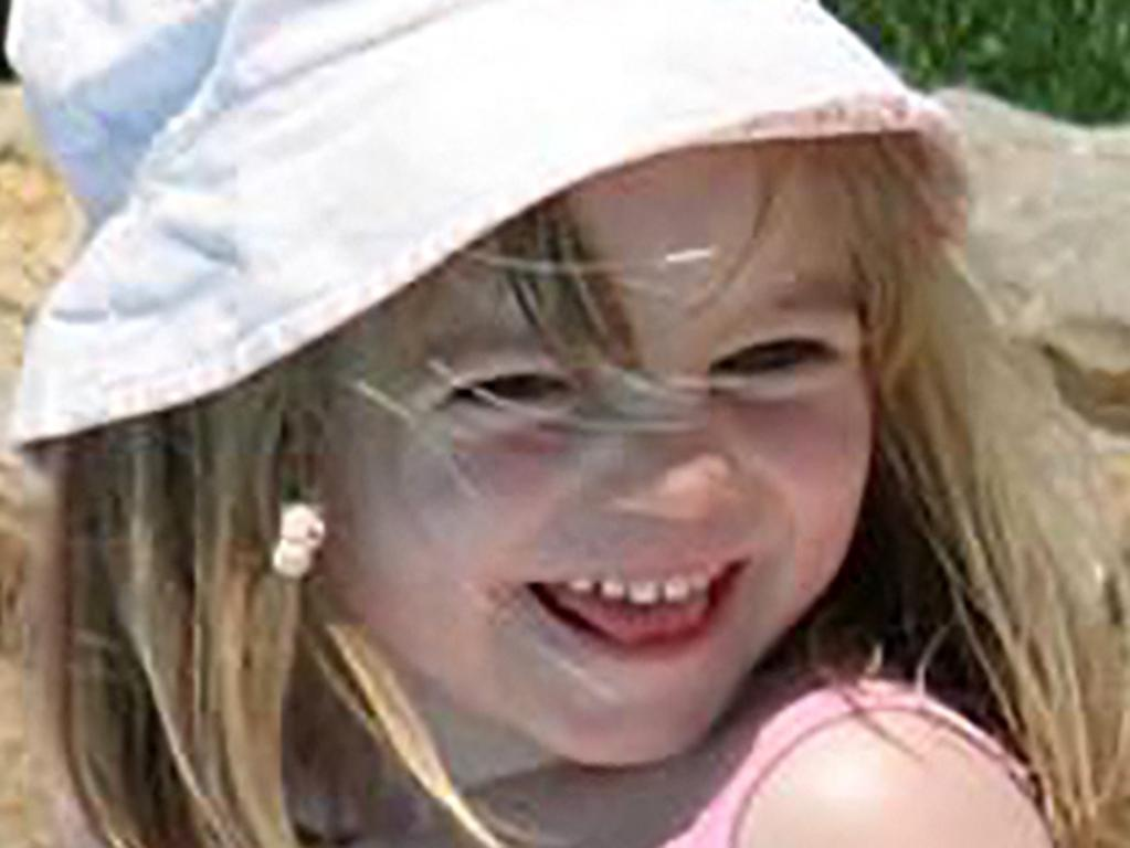 """(FILES) An undated handout photograph released by the Metropolitan Police in London on June 3, 2020, shows Madeleine McCann who disappeared in Praia da Luz, Portugal on May 3, 2007. - The parents of missing British girl Madeleine McCann are marking the 18th birthday of their daughter on May 12, 2021, just over 14 years since she disappeared on holiday in Portugal. Madeleine or """"Maddy"""", as she is known in Britain, vanished from her family's apartment in the Algarve holiday resort of Praia da Luz in 2007. (Photo by Handout / METROPOLITAN POLICE / AFP) / RESTRICTED TO EDITORIAL USE - MANDATORY CREDIT """"AFP PHOTO / METROPOLITAN POLICE """" - NO MARKETING NO ADVERTISING CAMPAIGNS - DISTRIBUTED AS A SERVICE TO CLIENTS"""