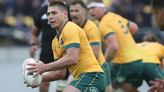 "Bledisloe re-match on Aussie soil is ""salivating"""
