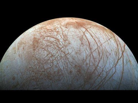 SPACE: NASA Details Discoveries on 'Ocean Worlds' April 13