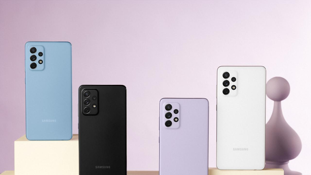 The devices are available in four colours.