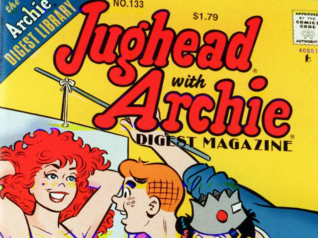 Meghan was reportedly a fan of vintage Archie comics as a child