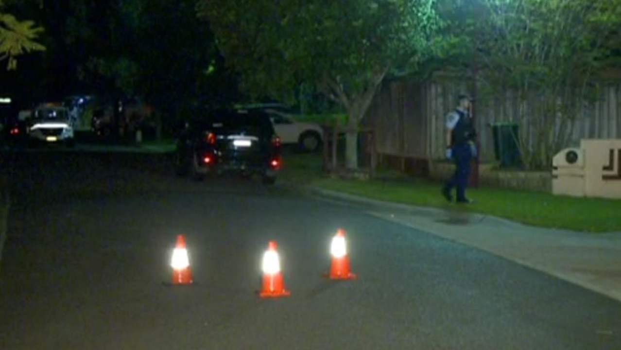 Sydney man stabbed four times after confronting car hijackers