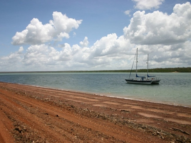 ESCAPE: Tiwi Islands, Northern Territory. Picture: Mark Crummy