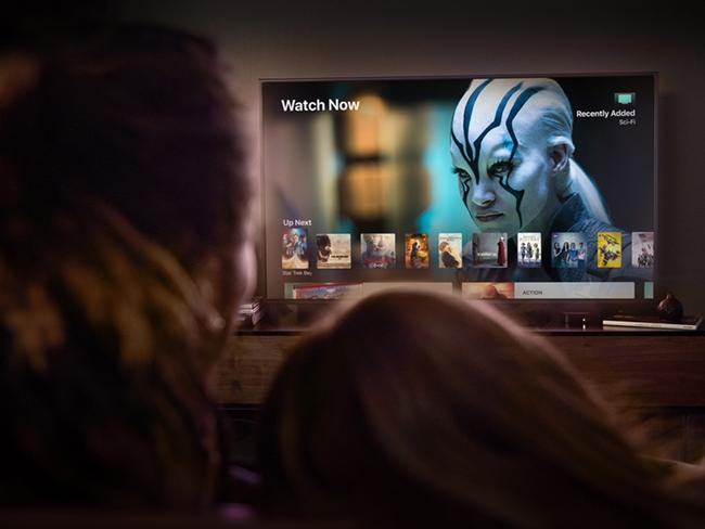 Apple TV already allows users to stream in 4K so expect the same when it is offering original content.