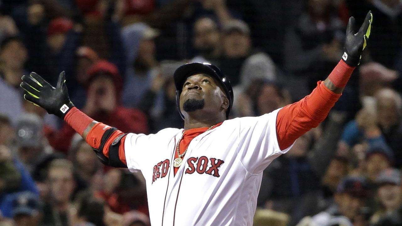 Boston Red Sox designated hitter David Ortiz. (AP Photo/Elise Amendola, File)