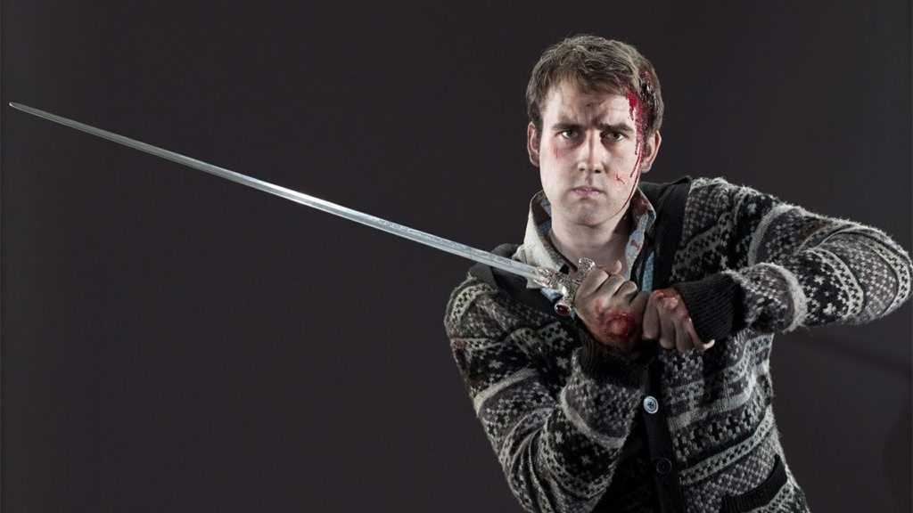 Matthew Lewis as Neville Longbottom . Picture: Contributed