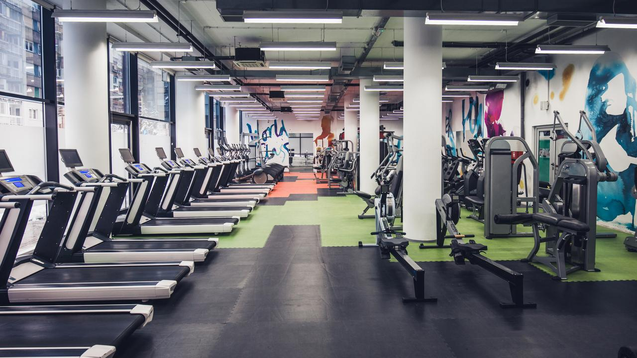 Gyms will have no more than 20 people in a space or facility, depending which state you live in.
