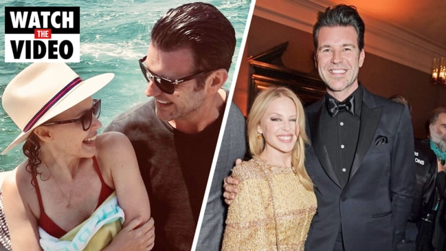 Kylie Minogue reportedly engaged to boyfriend of three years