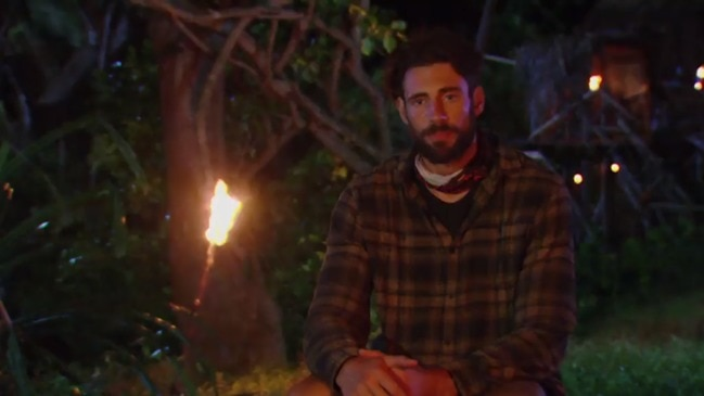 Australian Survivor - Shaun gets eliminated (Channel 10)