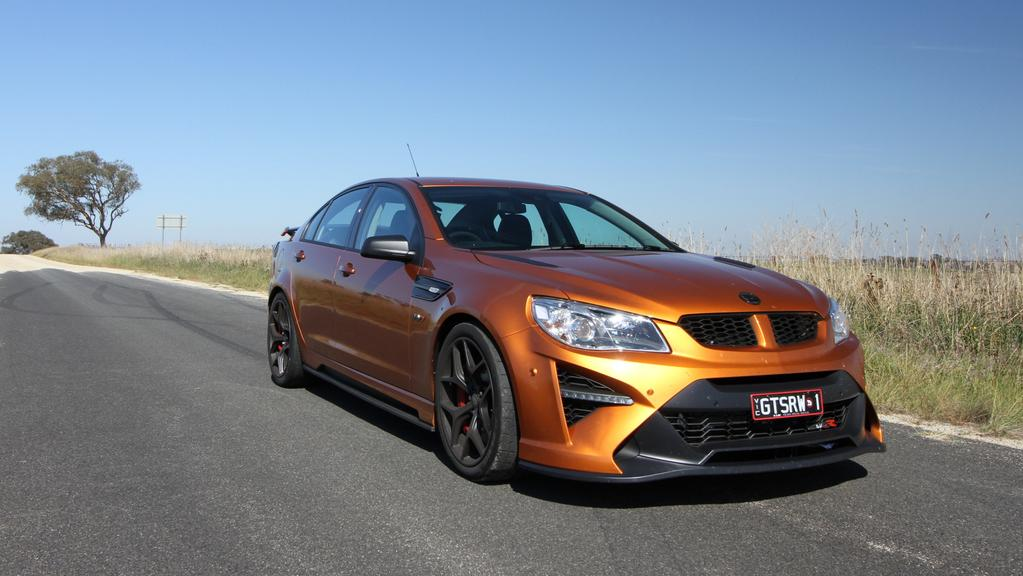 HSV's GTSR W1: Last trip to the mount | The Weekly Times