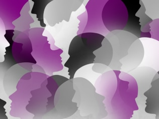 What is greysexual, asexual and allosexual? Body+Soul explain. Image: iStock