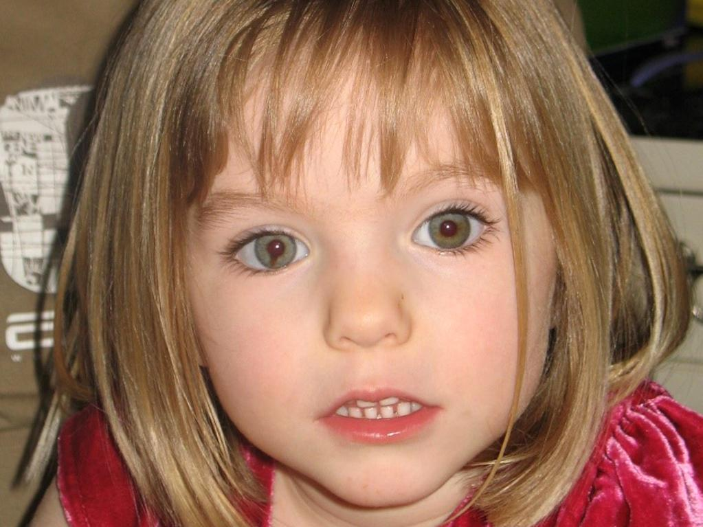 """(FILES) This file undated handout photograph released by the Metropolitan Police in London on June 3, 2020, shows Madeleine McCann who disappeared in Praia da Luz, Portugal on May 3, 2007. - Belgium reopened the investigation on June 11, 2020 into the 1996 murder of a German teenager because of a possible link with the man suspected of murdering British girl Madeleine McCann. Carola Titze, 16, was found dead with her body mutilated in July 1996 in a resort town on the Belgian coast. The public prosecutor's office in Bruges """"is indeed reopening the file relating to this murder,"""" a spokesman told AFP, without further details. (Photo by Handout / METROPOLITAN POLICE / AFP) / RESTRICTED TO EDITORIAL USE - MANDATORY CREDIT """"AFP PHOTO / METROPOLITAN POLICE """" - NO MARKETING NO ADVERTISING CAMPAIGNS - DISTRIBUTED AS A SERVICE TO CLIENTS"""