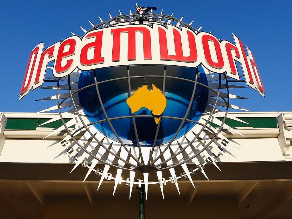 Dreamworld's Thunder River Rapids Ride opened in 1986. Picture: Jason O'Brien/Getty Images
