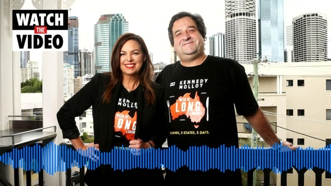 Jane Kennedy explains why she's leaving her radio show (Triple M)