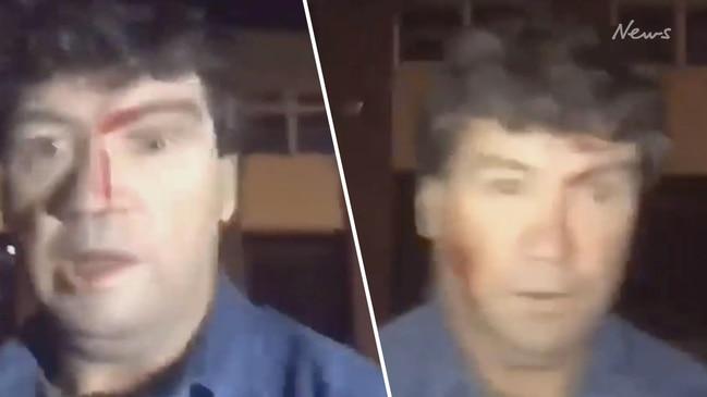Viral Snapchat video shows confrontation