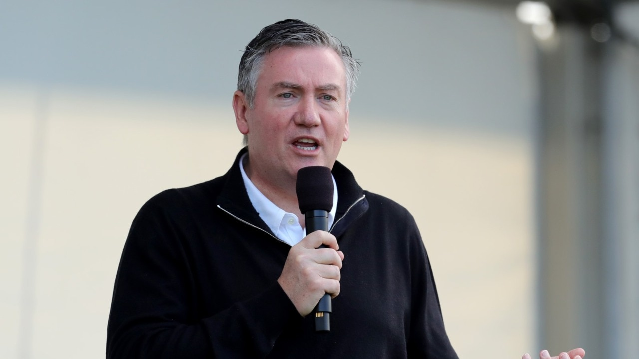 Eddie McGuire steps down from AFL hosting following controversial comments