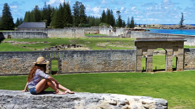 12/24Norfolk Island, Australia Considered so isolated by early European settlers that it was used initially as a convict penal settlement until 1855, Norfolk Island plays a fascinating part in Australian history. Today it's only a short flight (about 2.5 hours) from the East Coast before you can start discovering the remnants of the Polynesian cultures and convict settlers here. The natural offerings, bushwalking opportunities and laidback lifestyle - its famously traffic light free - are part of Norfolk island's appeal to families. Picture: Norfolk Island Tourism