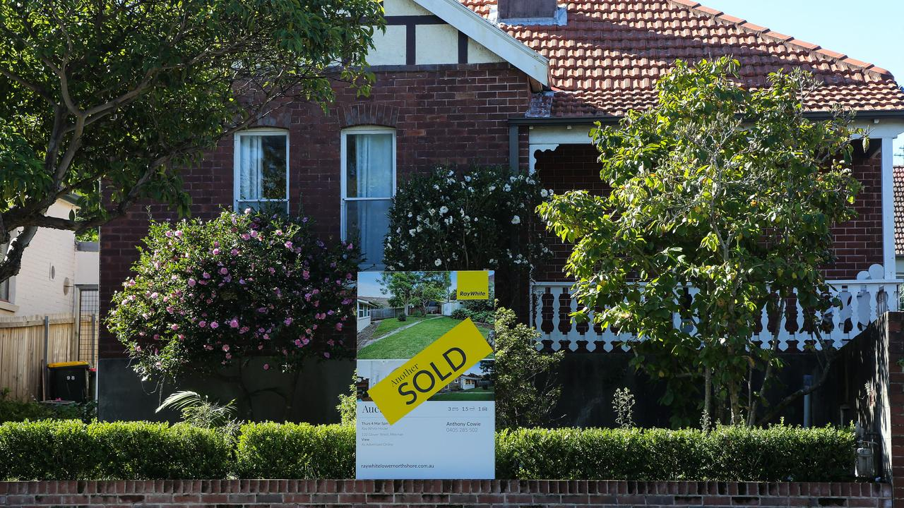 First home buyers are being pushed out as affordability continues to worsen. Picture: Gaye Gerard/NCA NewsWire