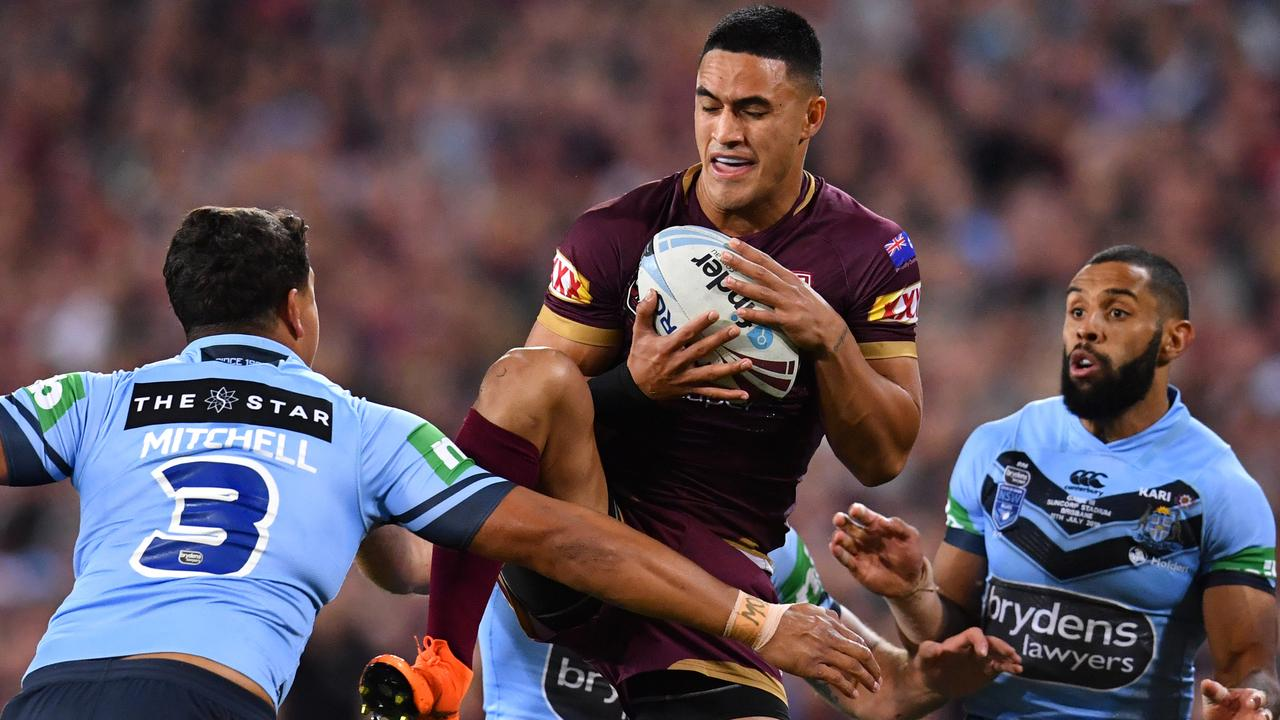 Valentine Holmes set to quit NFL dream and sign for North Queensland Cowboys for 2020