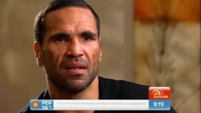 Mundine says homosexuality is 'not all right'