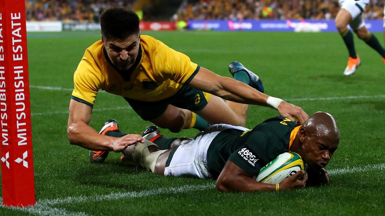Need for speed: Where 'B Boks' will target the Wallabies