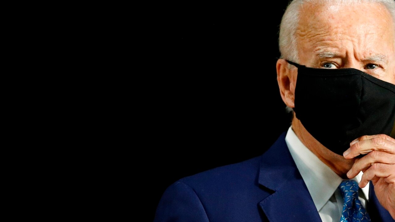 Parading Joe Biden about on the world's stage is 'sad and cruel'