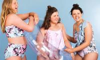 'My daughter didn't fit into kids' bathers, so i started a plus-size line'