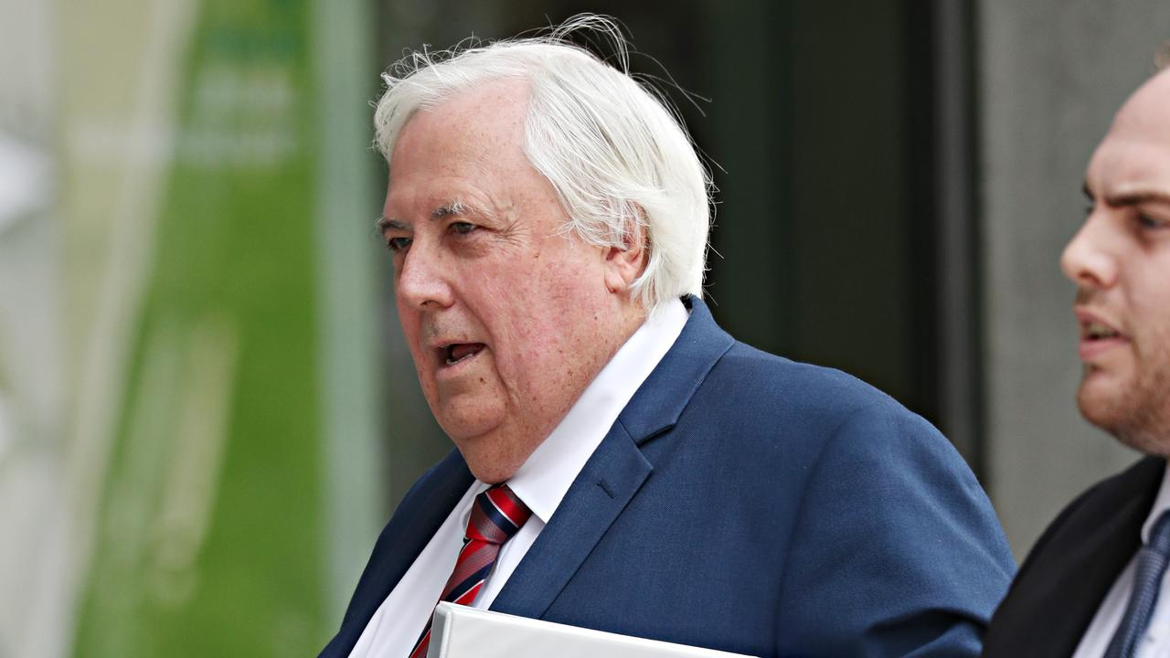 Clive Palmer bought two luxury properties in Queensland in 2018. Picture: Annette Dew.