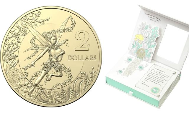 Royal Australian Mint releases 2021 Tooth Fairy coin