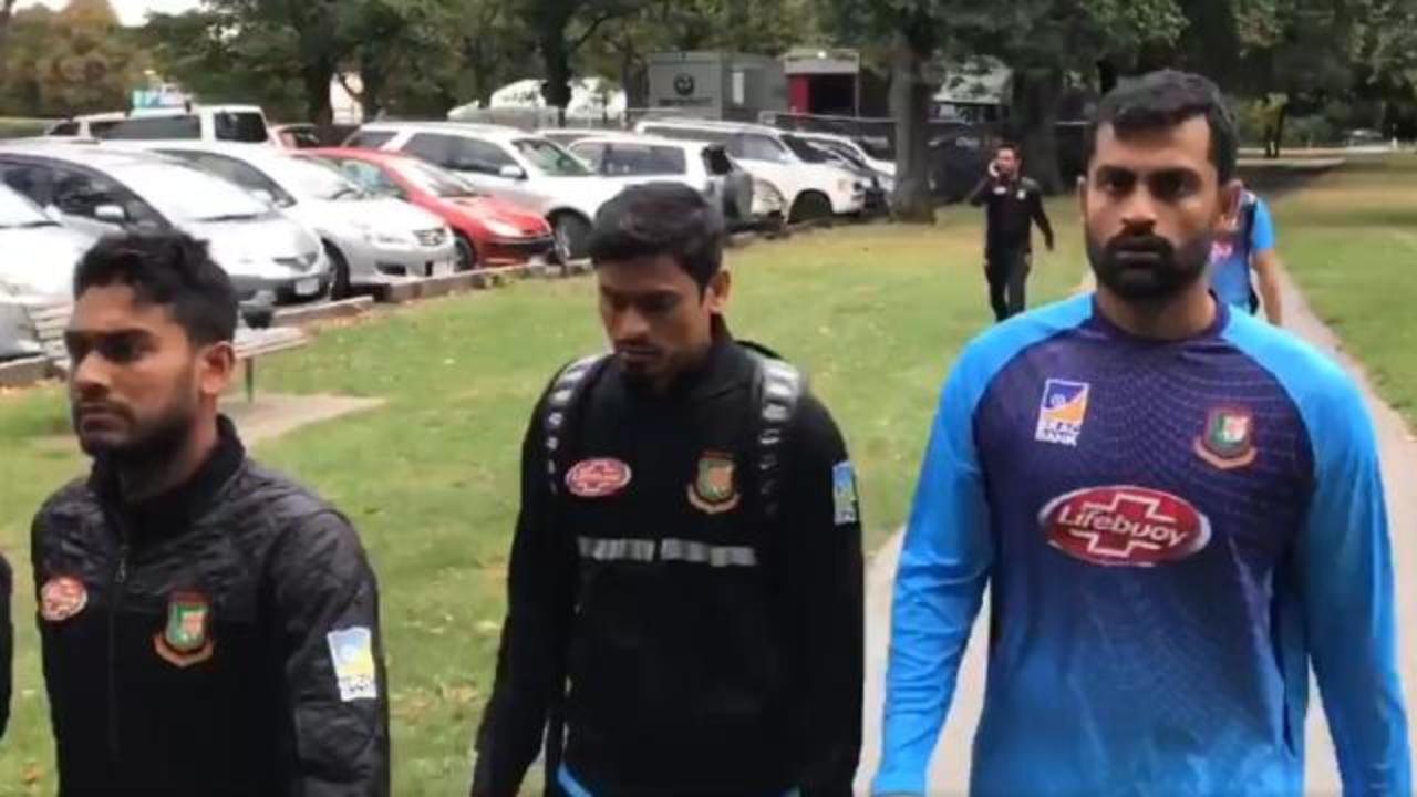Bangladesh caught up in Christchurch shooting