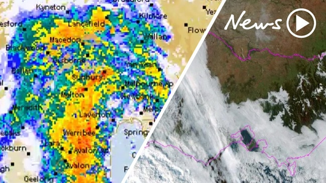 Severe weather warning issued as storms approach southeast Australia