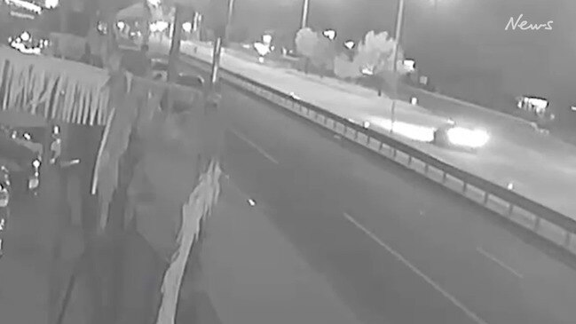 Footage released as police investigate Princes Hwy death