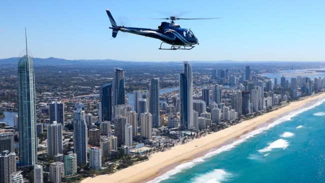 Gold Coast Helicopter Tours.