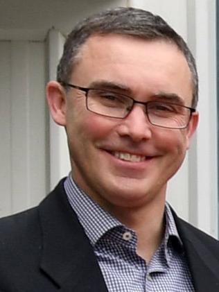 Former NXT Senate candidate Tim Storer.