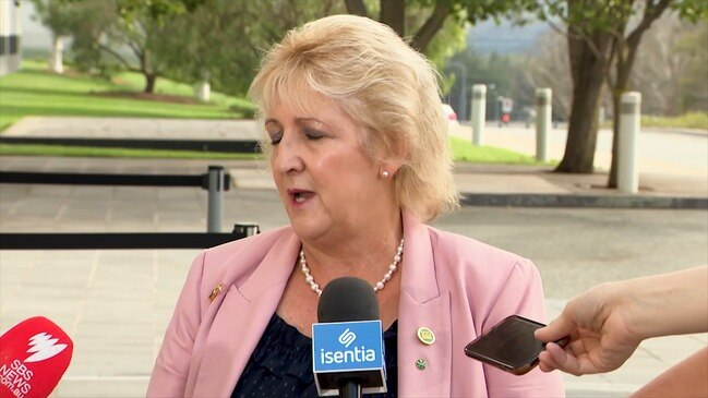 Nats Michelle Landry says revenge was the reason for O'brien becoming deputy speaker