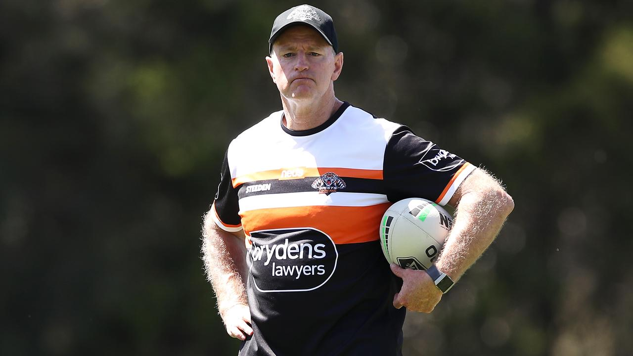 Michael Maguire will become the club's second longest serving coach.
