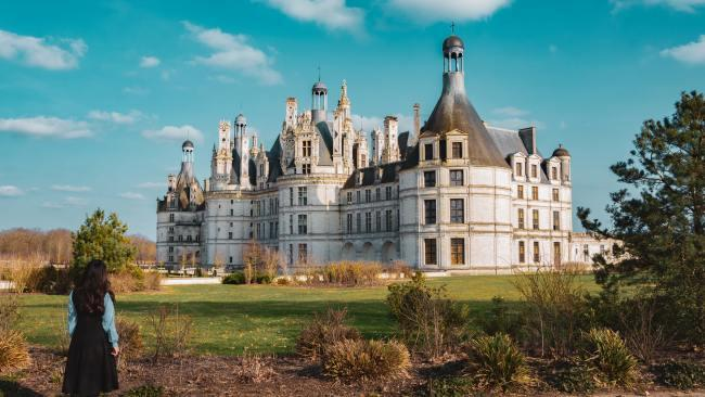 Château-de-Chambord - Chambord, FranceLocated in the Loire Valley, this was once an extravagant hunting lodge for King Francis I. Picture: Antonin Carvalho / Unsplash