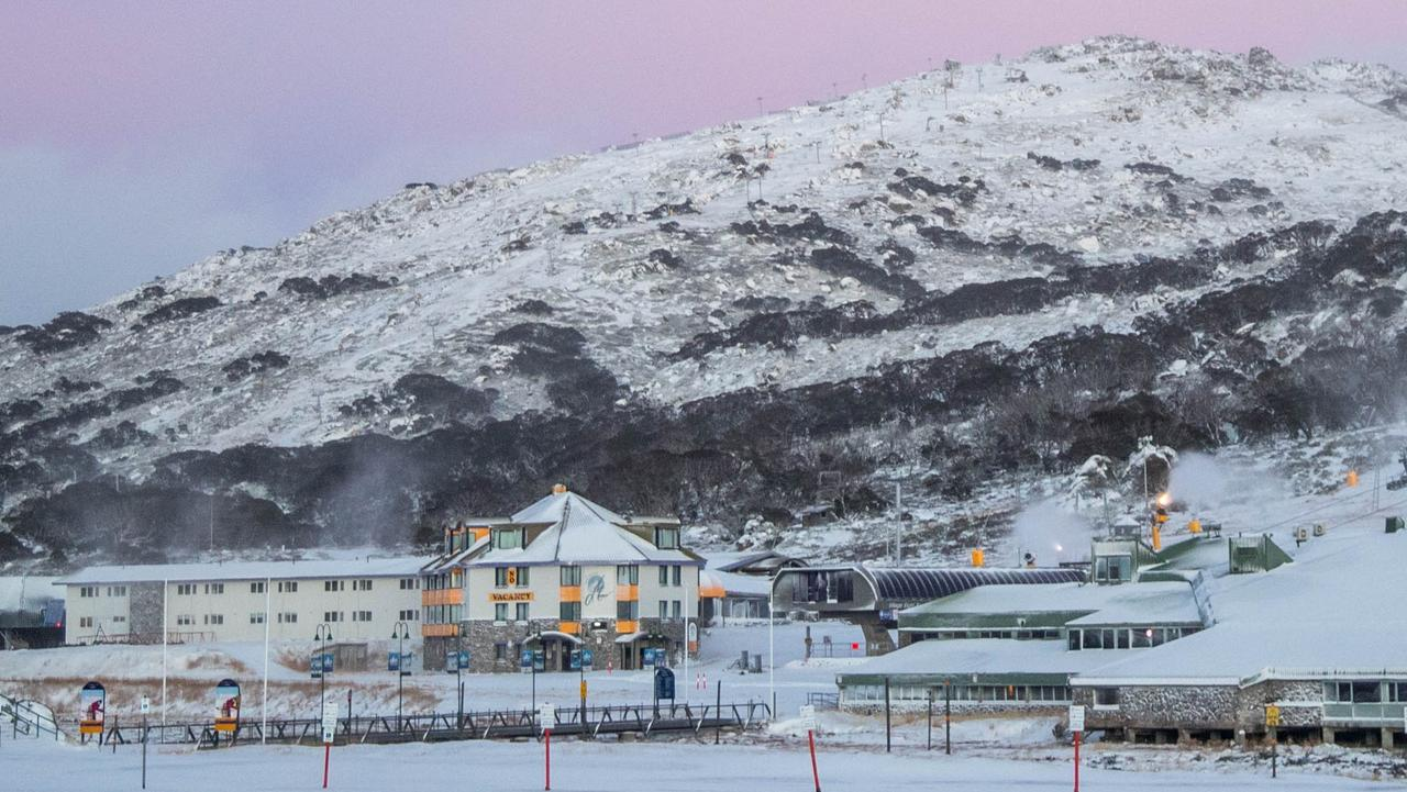 Perisher is Australia's biggest ski resort.
