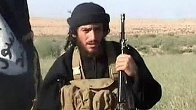 Islamic State senior leader Abu Muhammad al Adnani