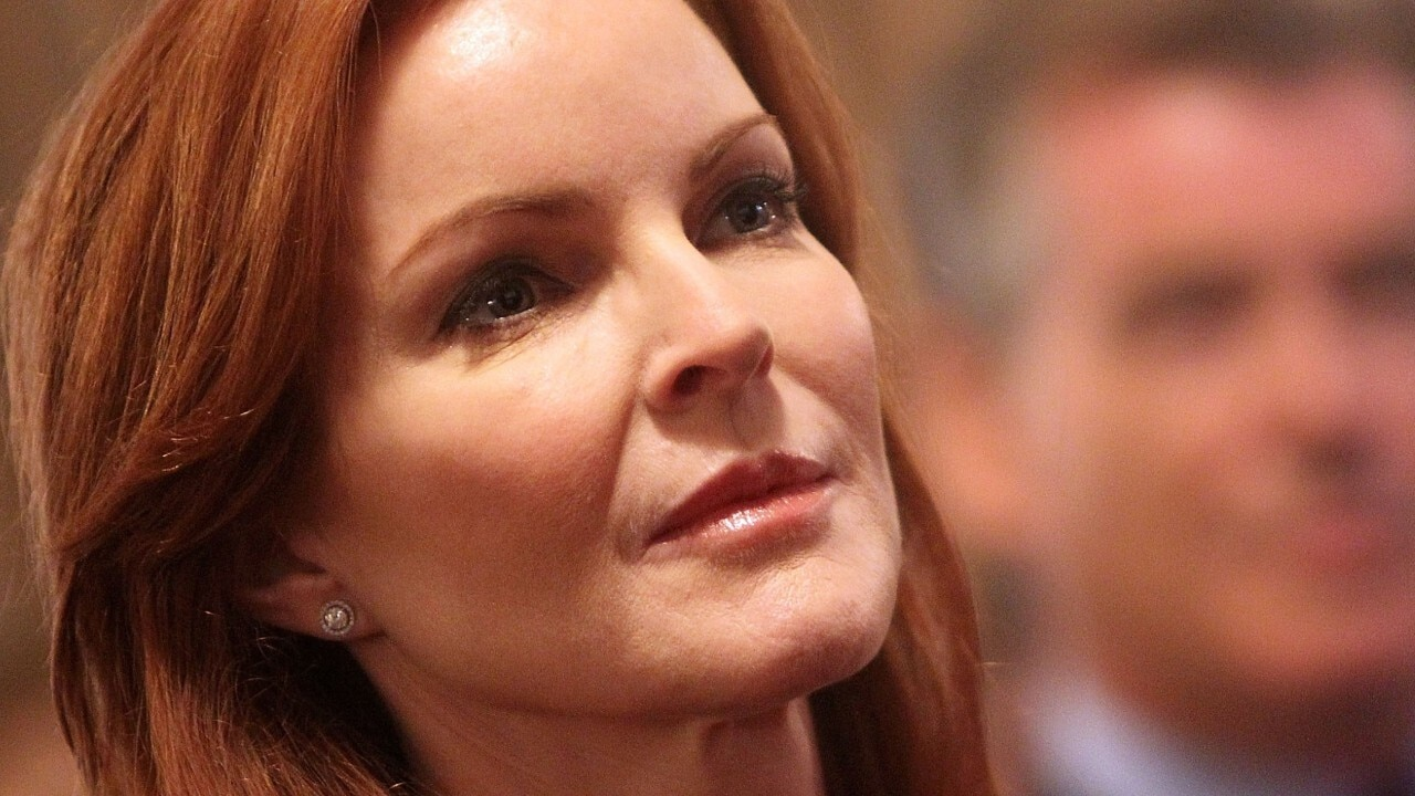 'Desperate Housewives' Marcia Cross opens up about her cancer battle