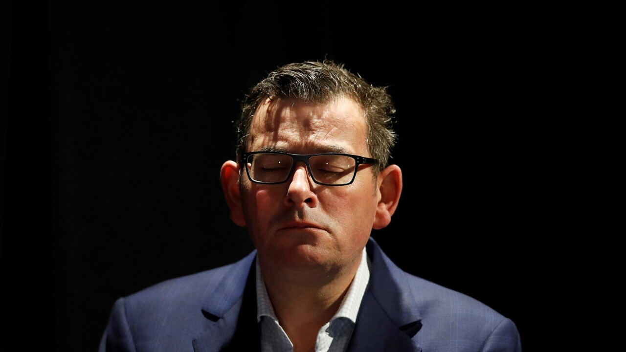 Andrews vows to 'own errors' as he announces another 471 virus cases and eight deaths