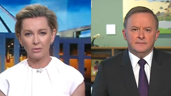 Opposition leader Anthony Albanese hit with uncomfortable question (Today Show)