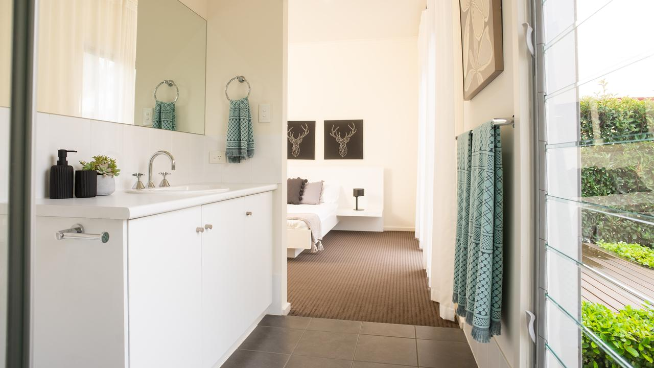 The McCubbin 130 design by Sarah Homes, on display at 874 Main North Rd, Pooraka. Picture: Nick Clayton.