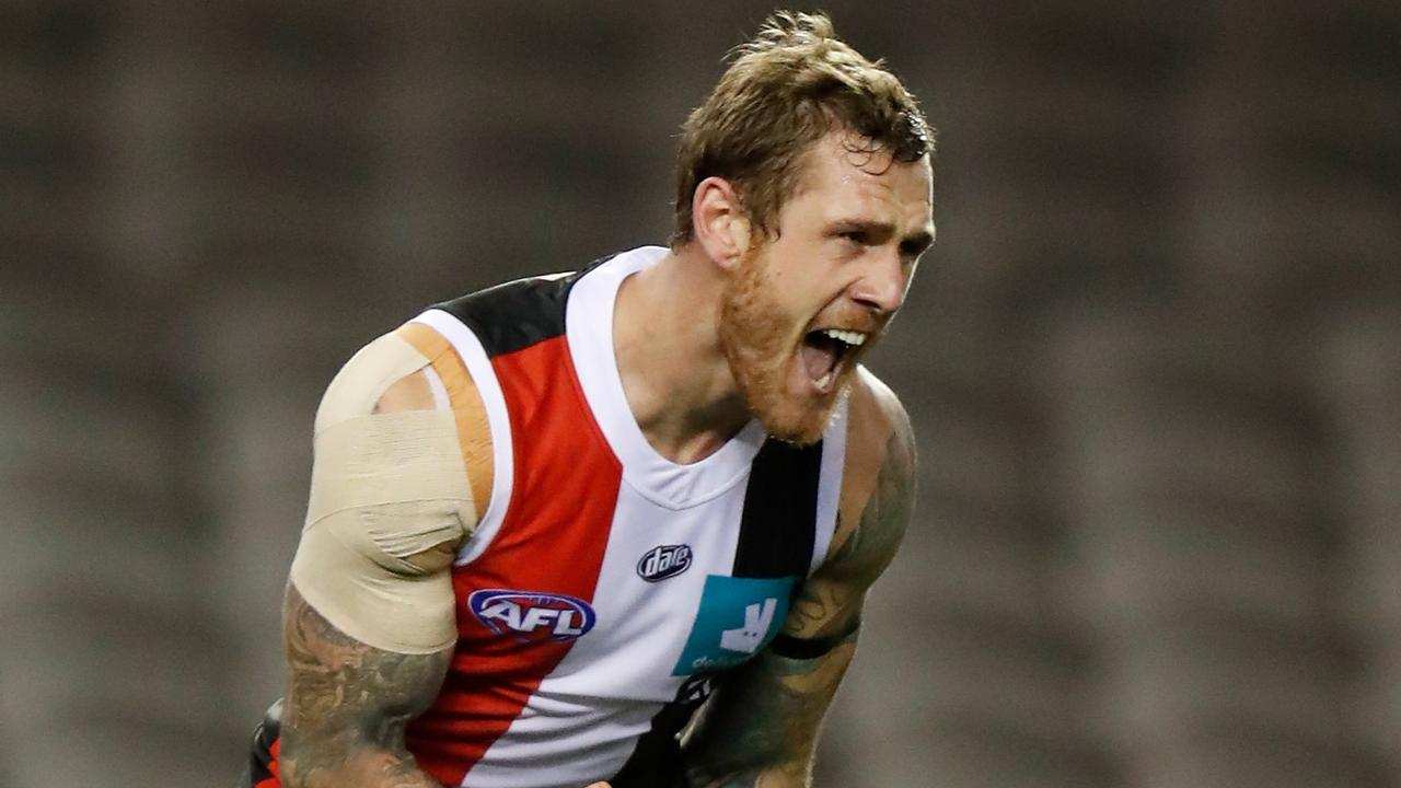 The Saints bounced back hard from a round one loss. (Photo by Michael Willson/AFL Photos via Getty Images)