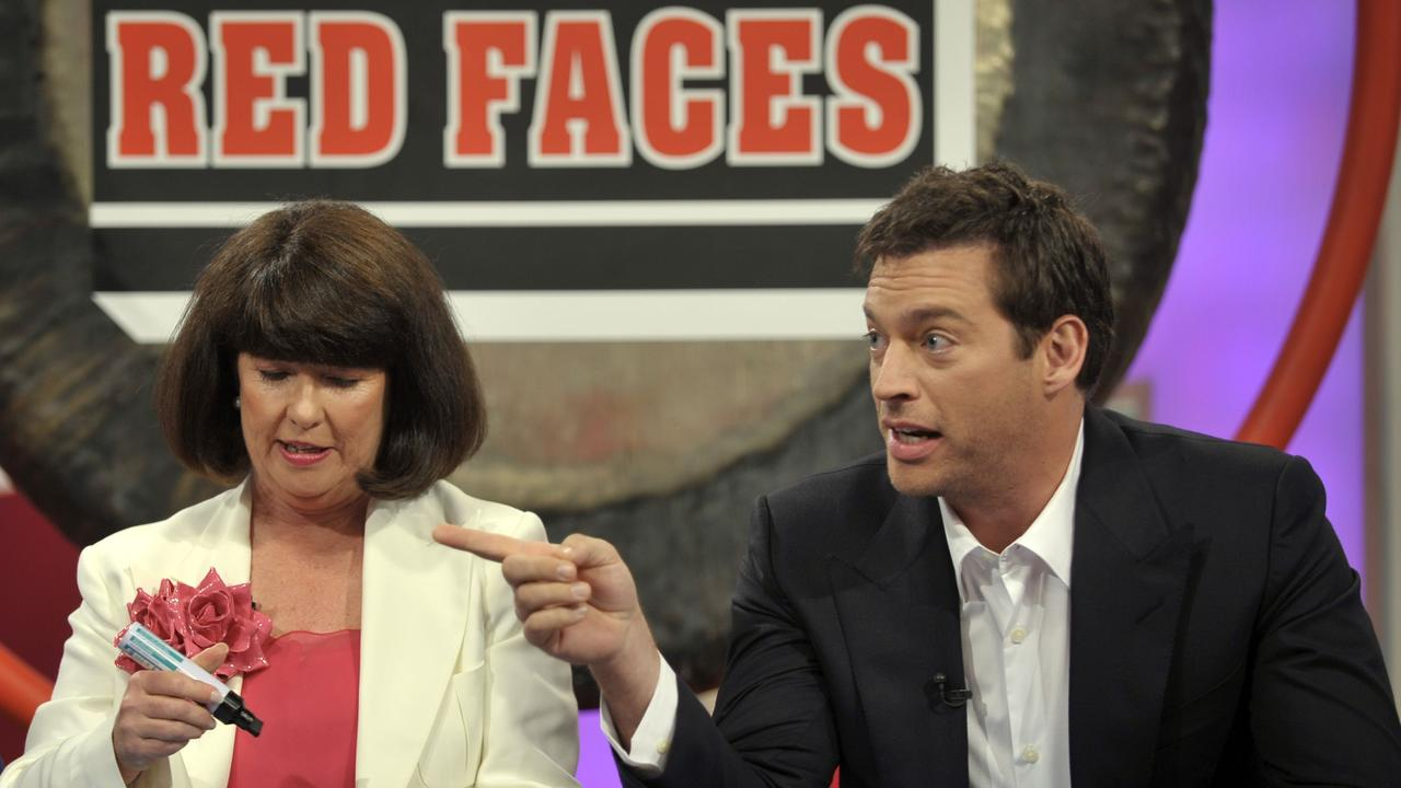 Harry Connick Jr was offended by the skit.