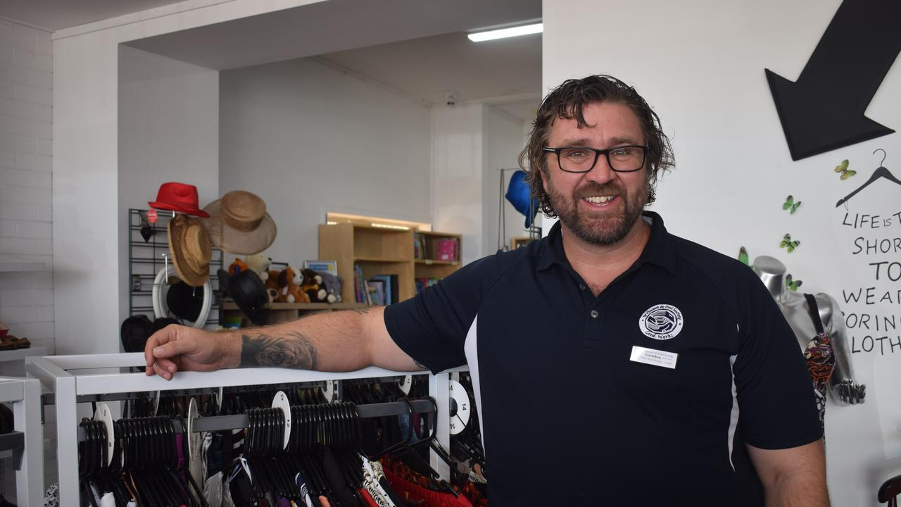Vinnies stores at Gladstone and Calliope will have everything in store at half price to raise funds for vital services in the community on Friday and Saturday.