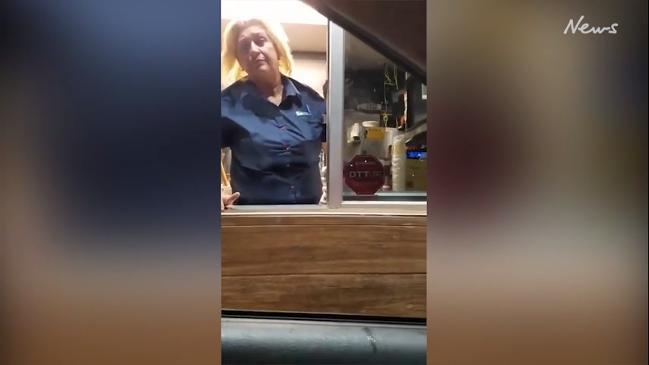 Staff breakdown at McDonalds goes viral