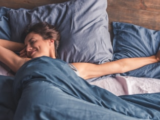 It's true! Women need more sleep than men. Image: iStock